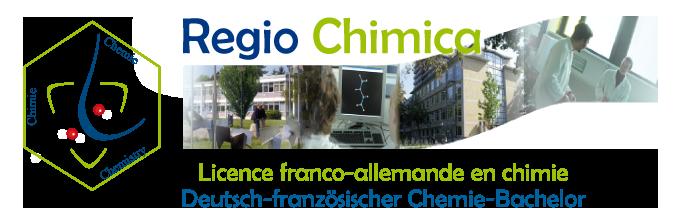 regio chimica: licence franco-allmande en chimie